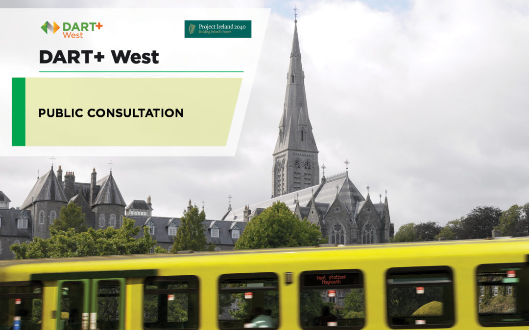 Dart+Maynooth Rail Project