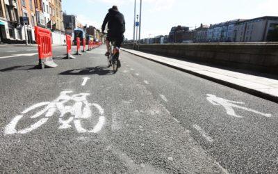 Covid: Cyclist & Pedestrian friendly street improvements