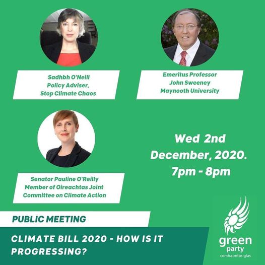 Climate Bill 2020: How is it progressing?