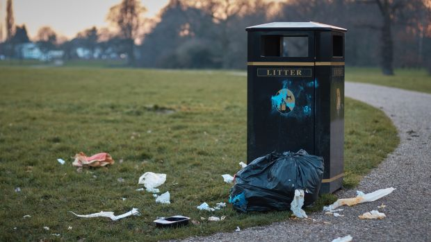 Litter and dumping fines in Celbridge and Leixlip