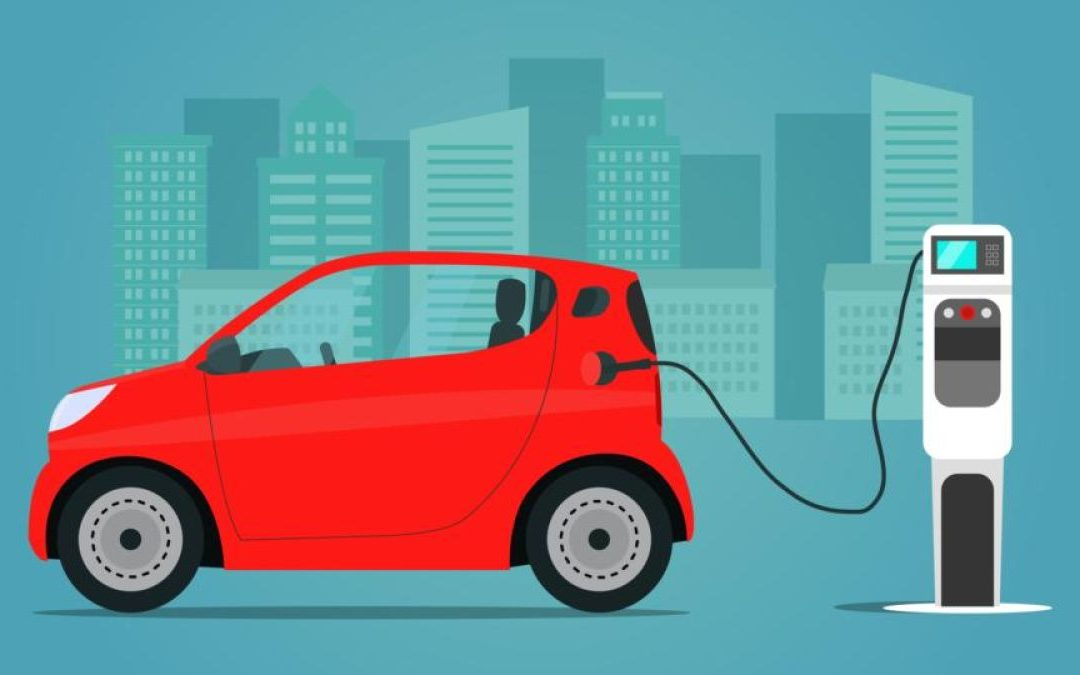 EV charging points in Celbridge and Leixlip in 2021