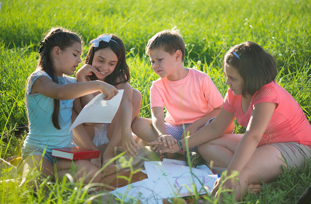 Linking Young People and Council